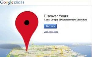 Google Places Maps optimization